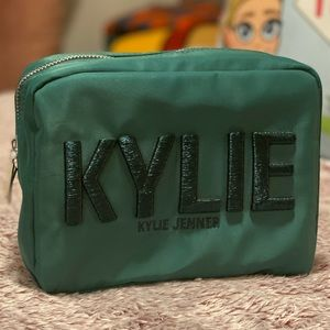 Kylie Cosmetics Embroidered Makeup Bag